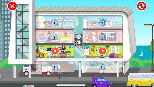 Pepi Hospital Screenshots 1