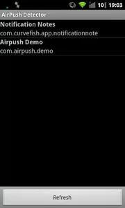 AirPush Detector Screenshots 1