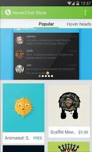HoverChat Free Screenshots 1