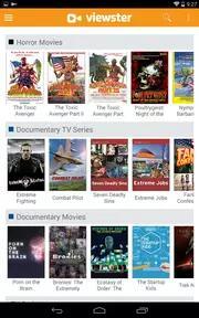 Viewster Screenshots 2