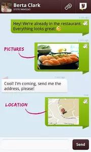 Yuilop Screenshots 2