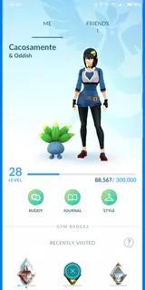 Pokemon GO Screenshots 1