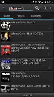 YouTube Downloader for Android Screenshots 2