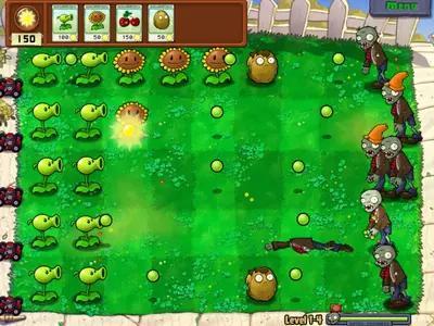 Plants Vs Zombies Screenshots 1
