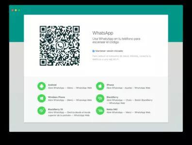 WhatsApp Desktop Screenshots 1