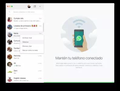 WhatsApp Desktop Screenshots 2
