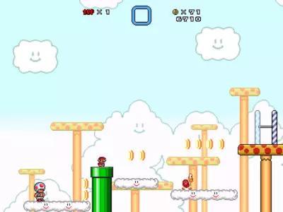 Super Mario Bros X Screenshots 1