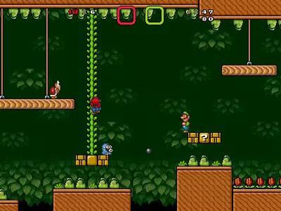 Super Mario Bros X Screenshots 2