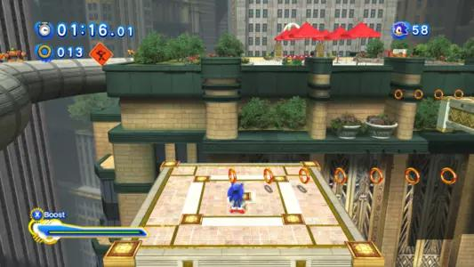Sonic Generations Unleashed Project Screenshots 2