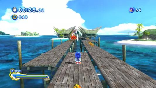 Sonic Generations Unleashed Project Screenshots 1