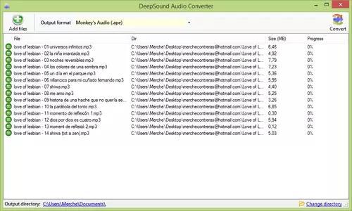 DeepSound Screenshots 2