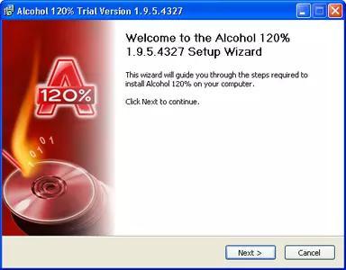 Alcohol 120% Screenshots 2