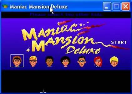 Maniac Mansion Deluxe Screenshots 1