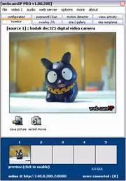 WebCamXP Screenshots 1