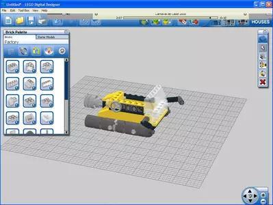 LEGO Digital Designer Screenshots 2