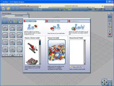 LEGO Digital Designer Screenshots 1
